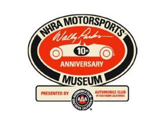 NHRA Motorsports Museum logo