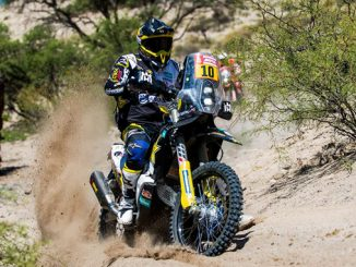Pablo Quintanilla – Rockstar Energy Husqvarna Factory Racing- Dakar Rally stage 10