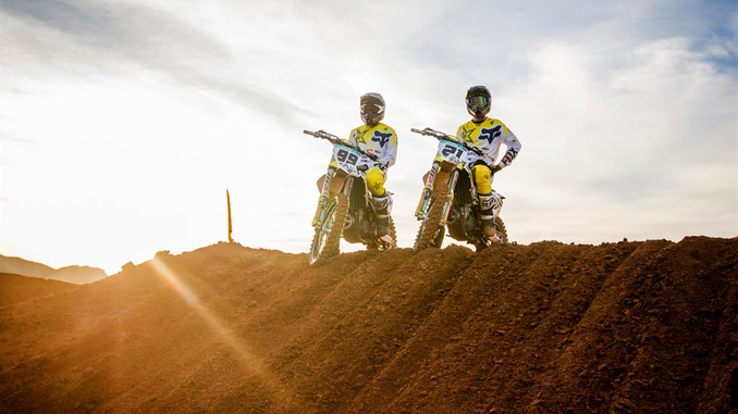 Rockstar Energy Husqvarna Factory Racing 2018 MXGP Team-678