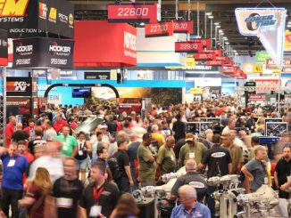 SEMA Booth Space