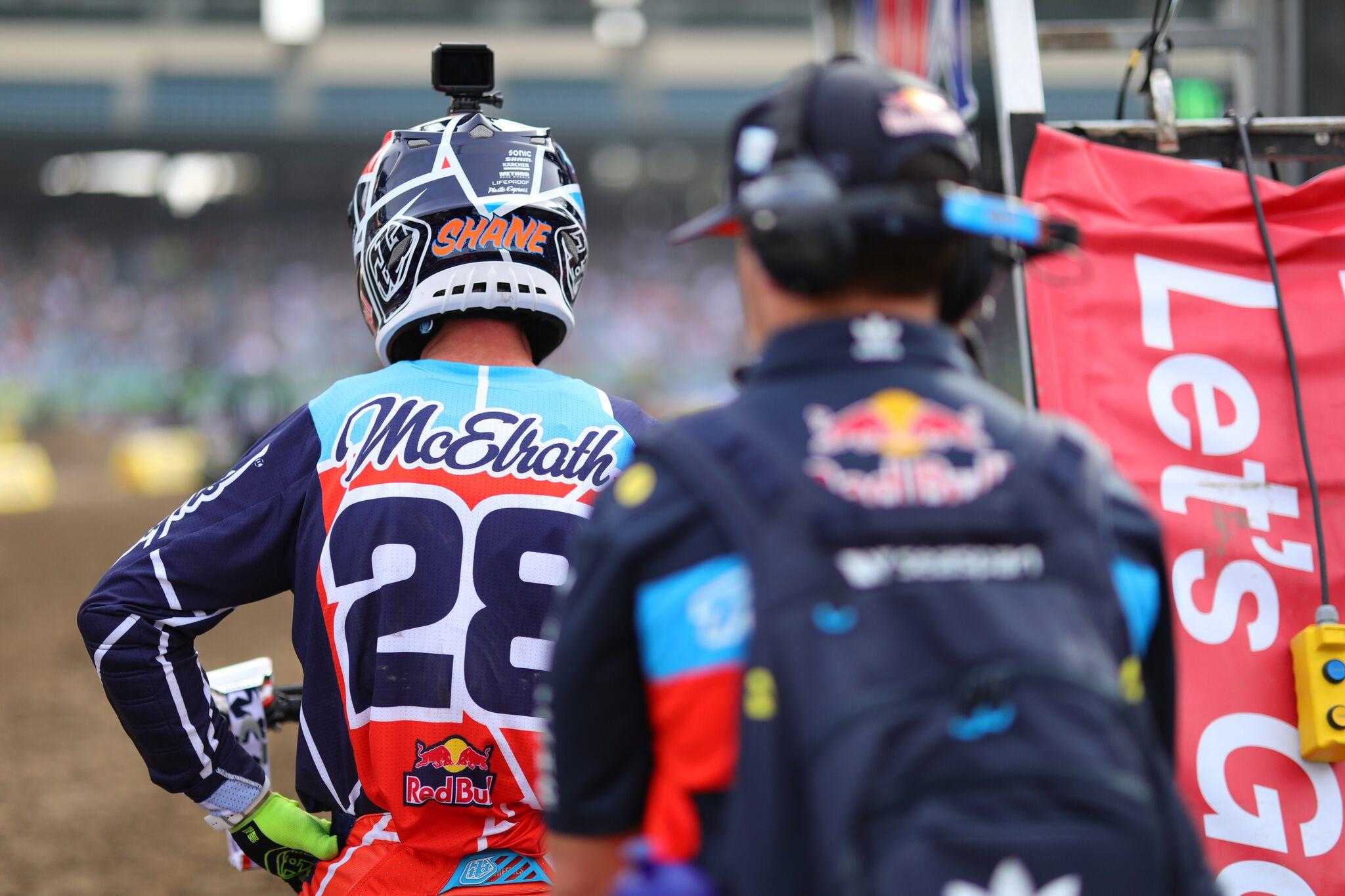 Shane McElrath KTM
