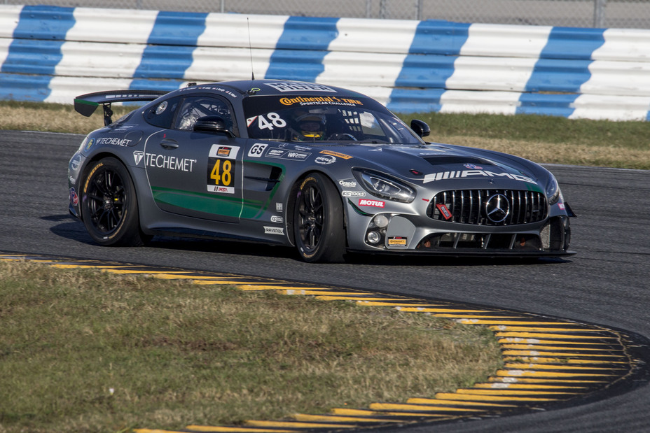 Mercedes-AMG Motorsport Customer Racing: The Winward_HTP Motorsport Mercedes-AMG GT4