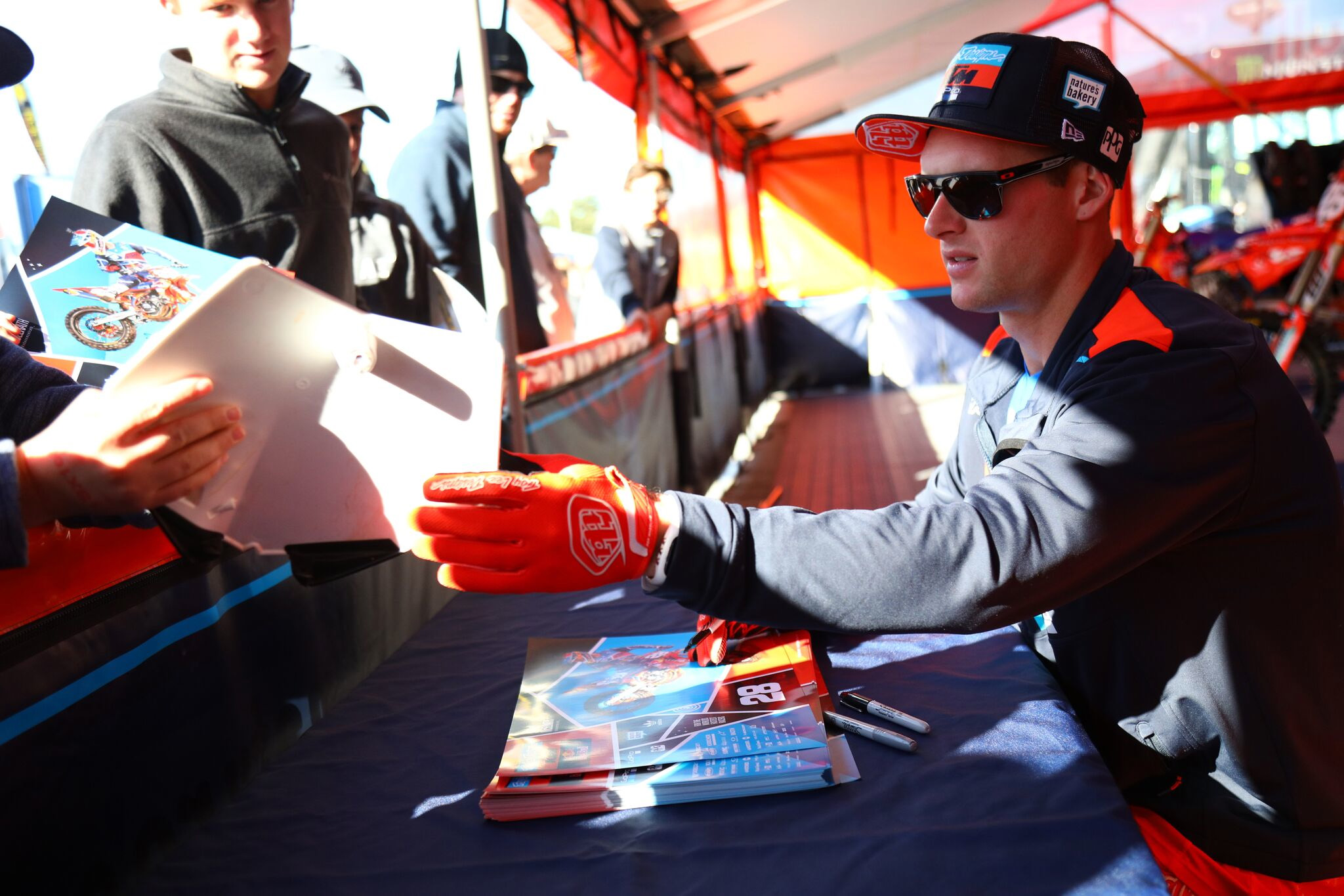 Troy Lee Designs-Red Bull-KTM's McElrath signing