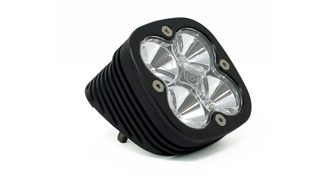 Baja Designs Angled Flush Mount