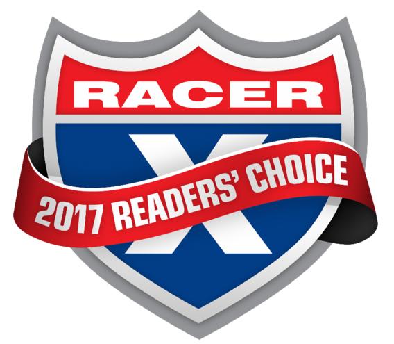Racer X 2017 Readers' Choice