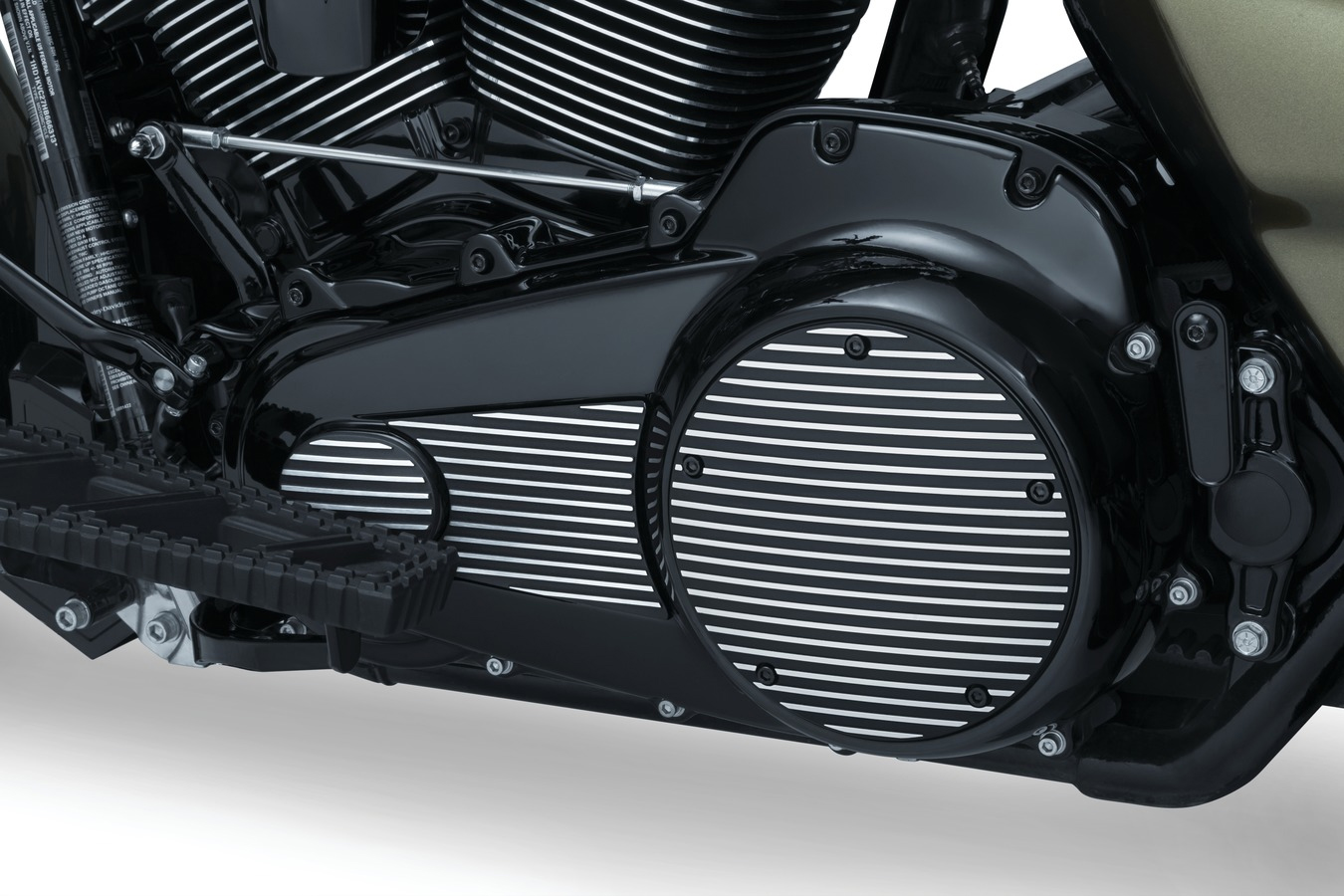 Kuryakyn Introduces New Finned Collection for H-D