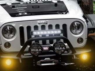 PIAA Brings New Light to the Jeep Wrangler