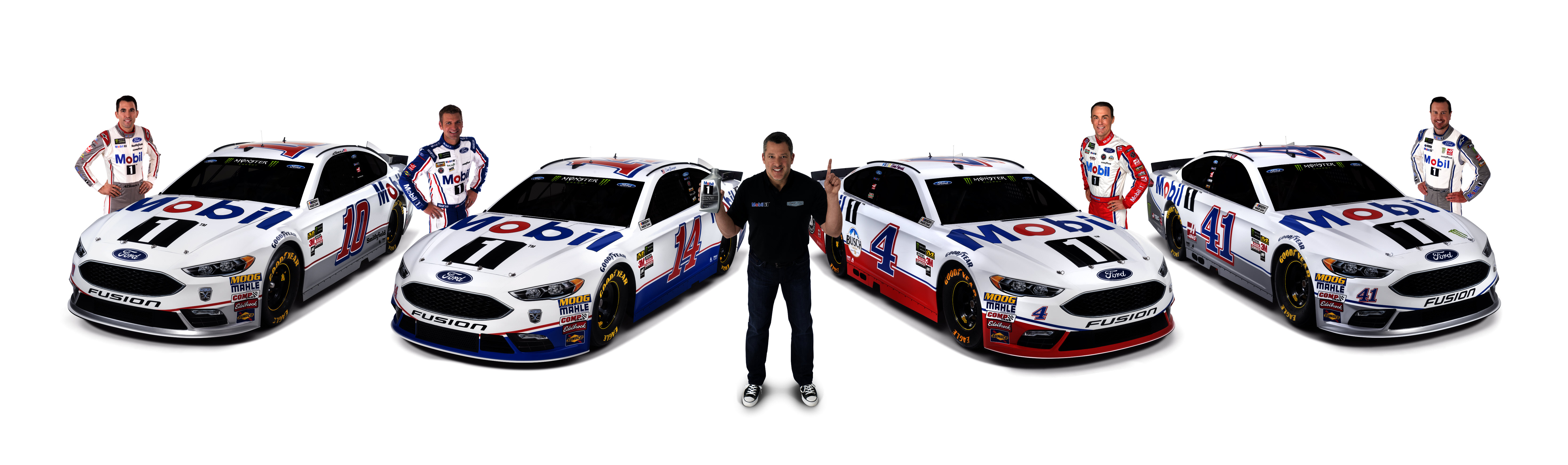 Mobil 1 Stewart-Haas Racing