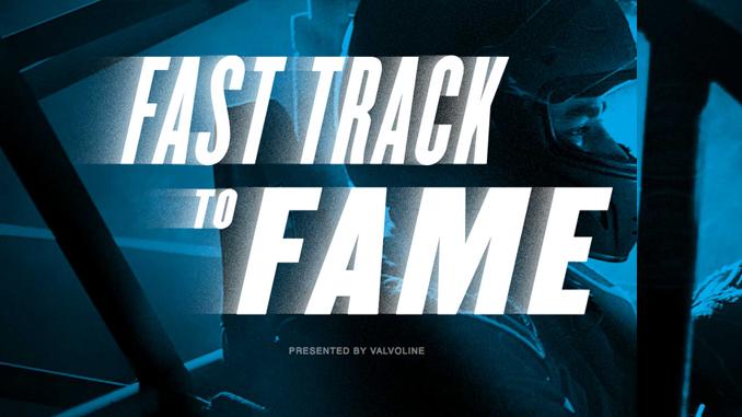 Valvoline fast track to fame