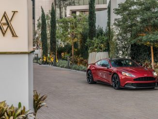 Waldorf Astoria Beverly Hills Aston Martin Driving Experiences Package