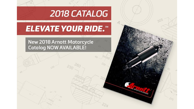 2018 Motorcycle Products Catalog