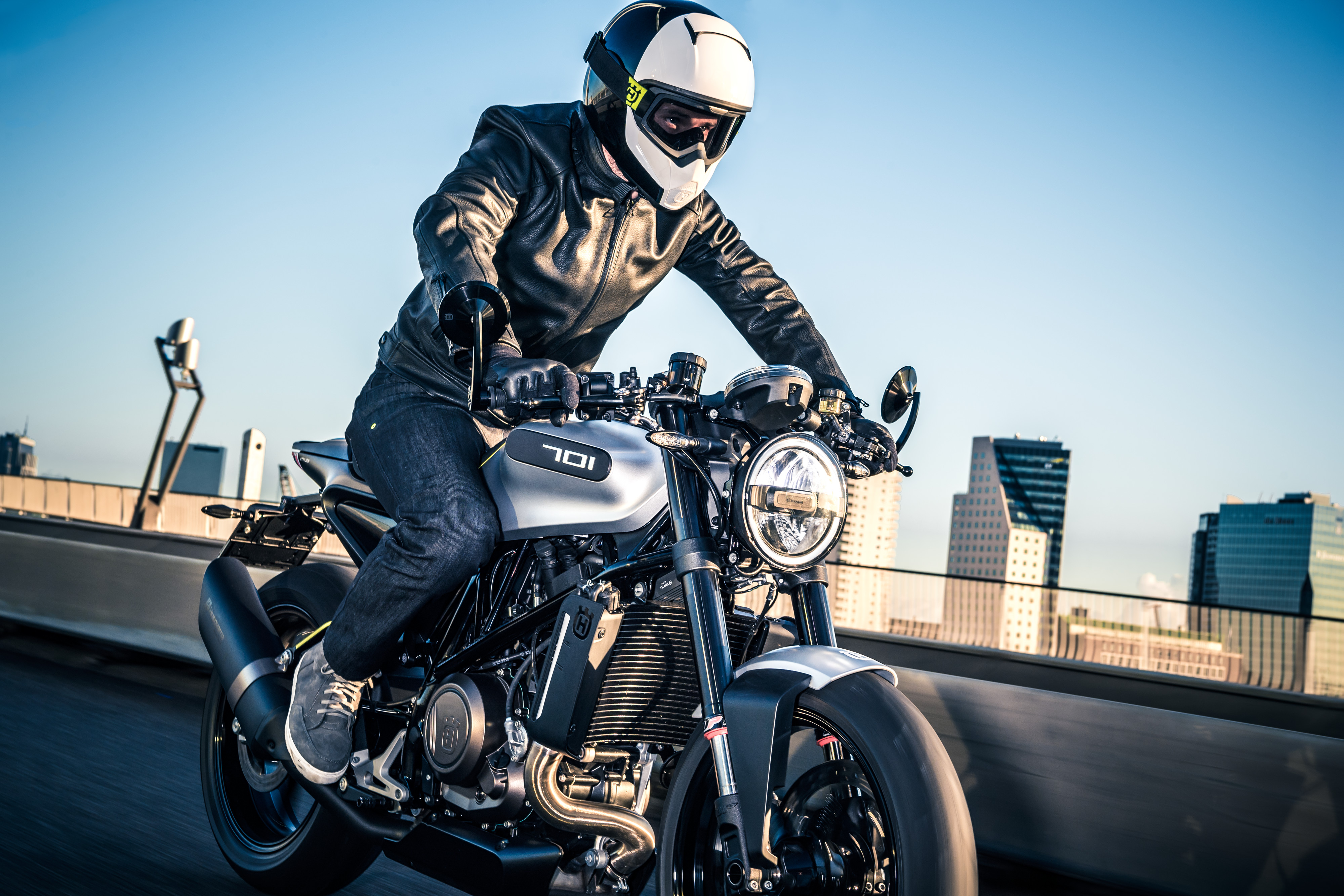 Husqvarna Motorcycles - Record-Breaking Sales - top 36,000 units sold globally during Business Year 2017