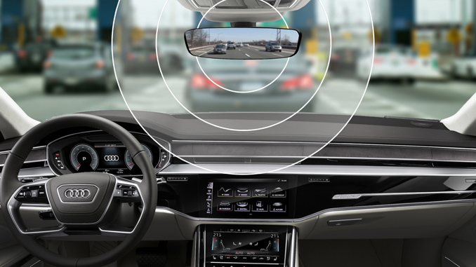Audi launches first vehicle integrated toll technology for the US