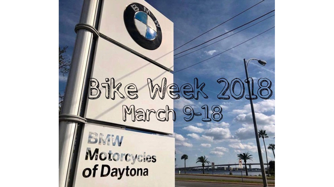 Daytona Bike Week 2018 at BMW Motorcycles of Daytona