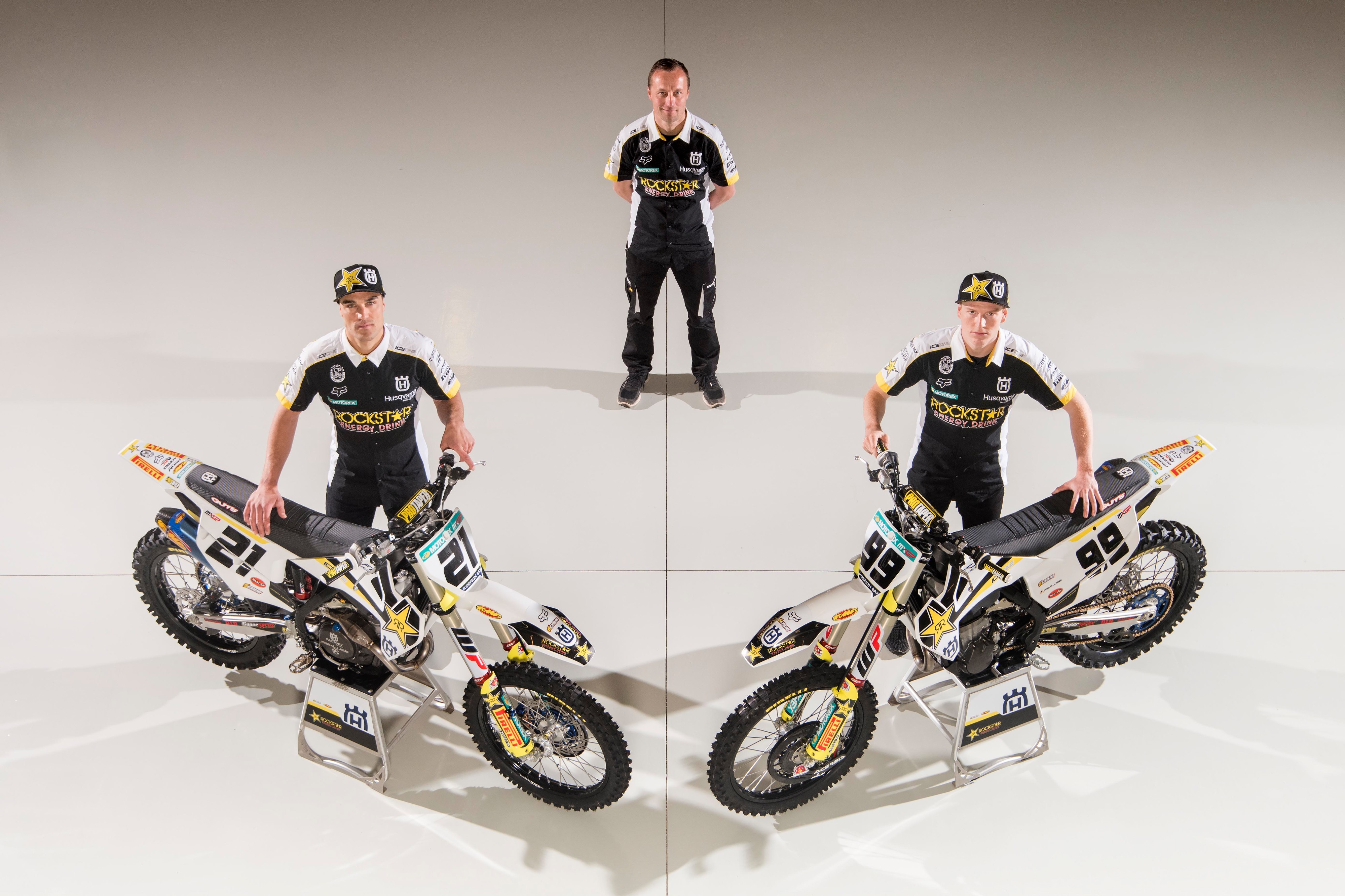 Husqvarna Factory Racing Extend MXGP Agreement with IceOne Racing