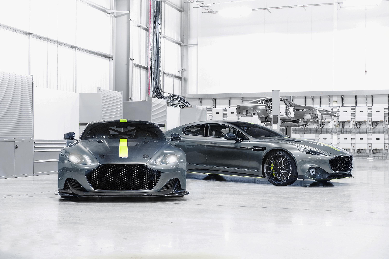 AMR - Aston Martin Racing