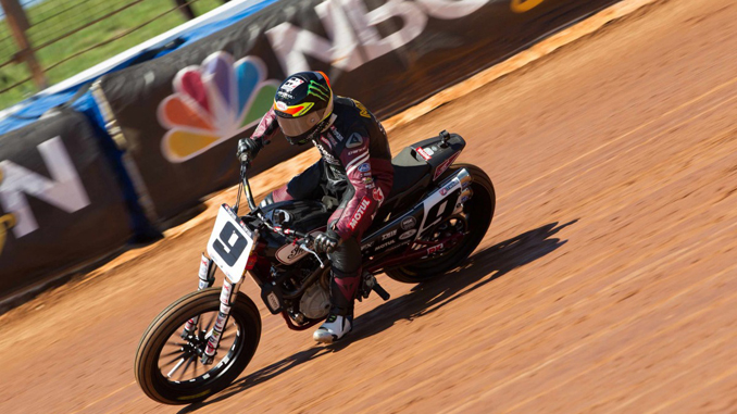 American Flat Track Moves to Weekend Programming on NBCSN