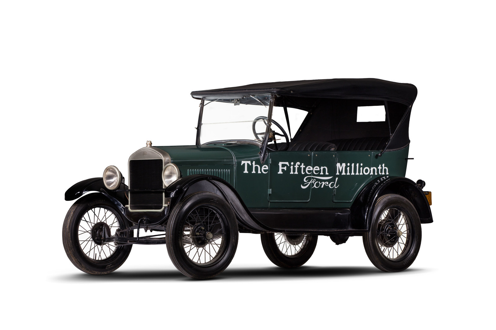 1927 Ford Model T Fifteen Millionth Ford - Historic Vehicle Association