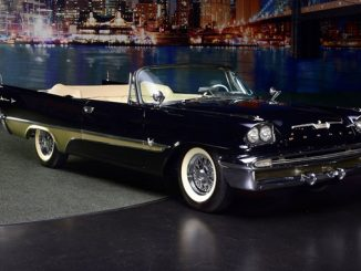 1957 Desoto Adventurer Convertible - 2018 Barrett-Jackson Palm Beach Auction