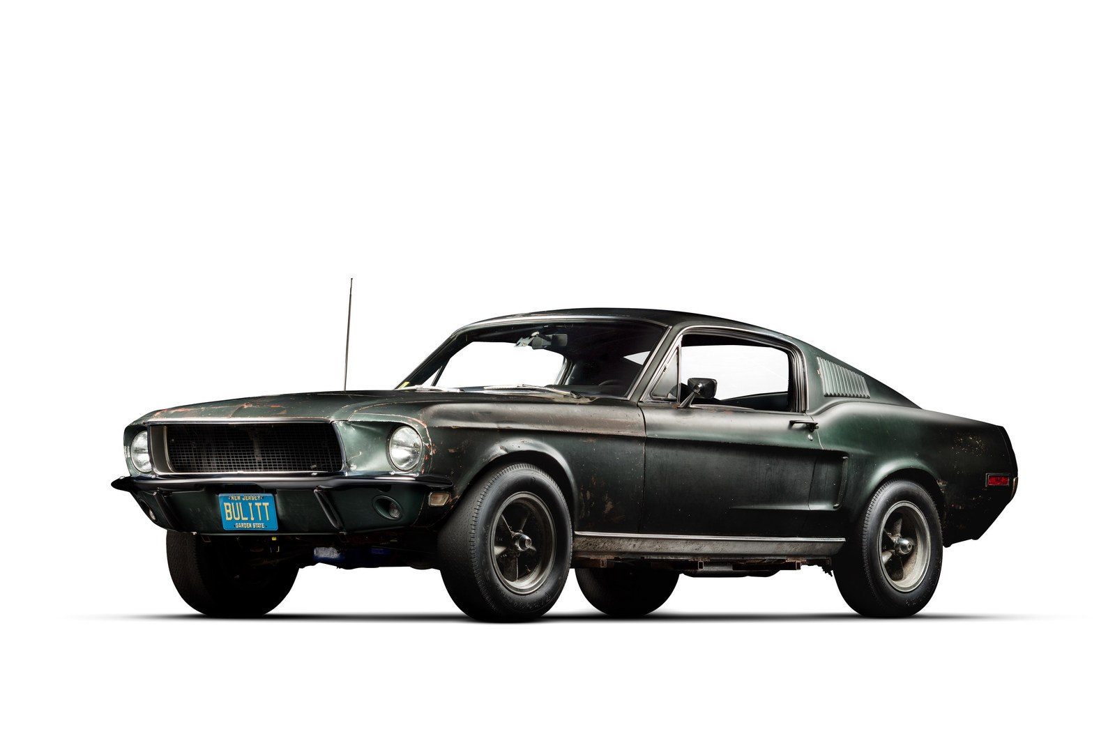 1968 Ford Mustang Fastback Bullitt - Historic Vehicle Association