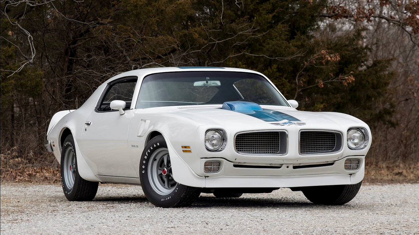 Mecum Kansas City - 1970 Pontiac Trans Am 400:366 HP, 4-Speed (Lot S78)