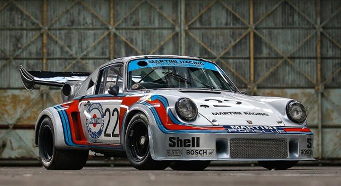 Gooding & Company - 1974-Porsche-911-Carrera-RSR-2.1-Turbo-2