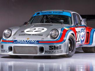 Gooding & Company - 1974 Porsche 911 Carrera RSR 2.1 Turbo