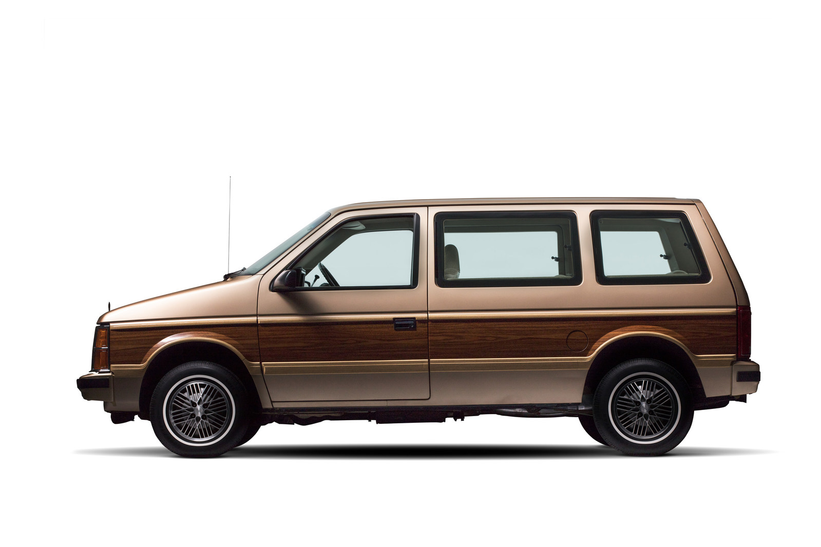 1984 Plymouth Voyager - Historic Vehicle Association
