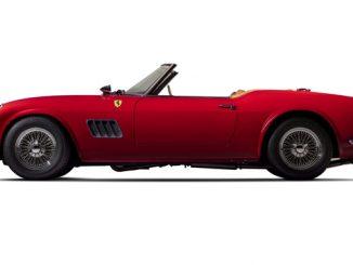 1985 Modena Spyder California - Historic Vehicle Association