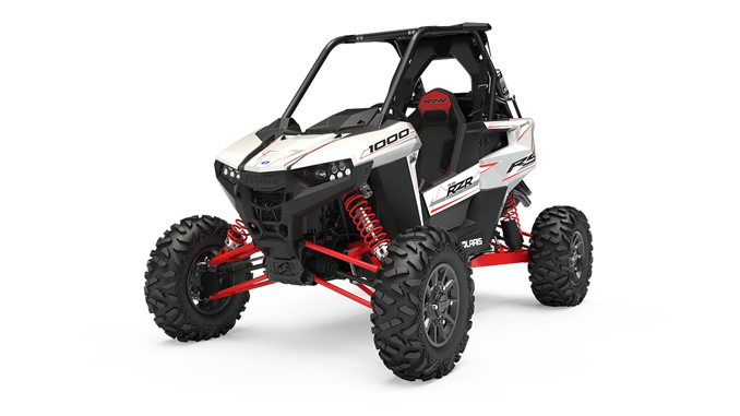 2018 Polaris rzr rs1 white lightning