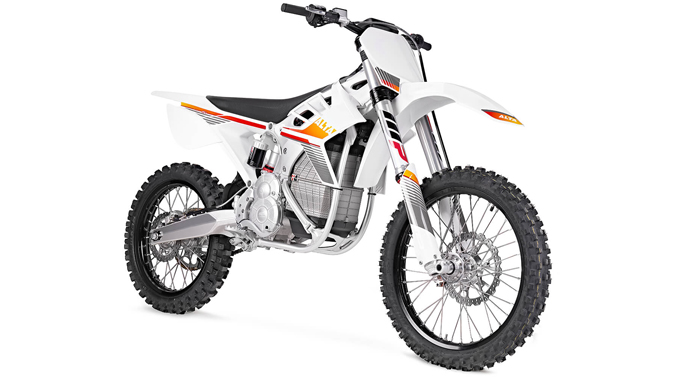 Alta Motors - 2018 Redshift MXR