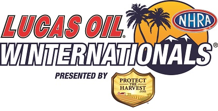 2018 NHRA Winternationals logo