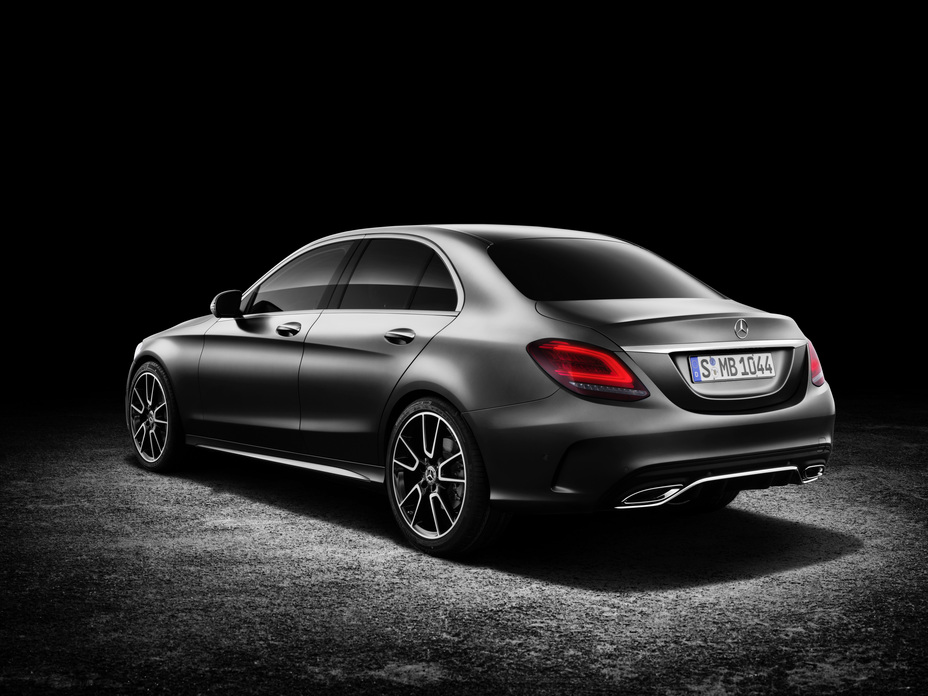 The 2019 mercedes benz c class sedan motor sports newswire for Mercedes benz c300 sound system