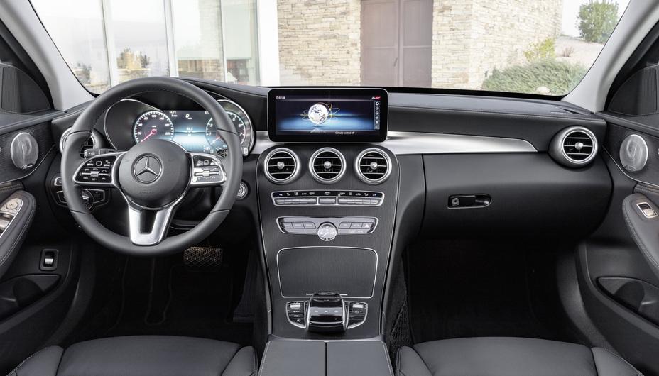 2019 Mercedes-Benz C300 Sedan