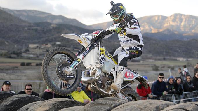 Bassella Race 1 - Alfredo Gomez – Rockstar Energy Husqvarna Factory Racing