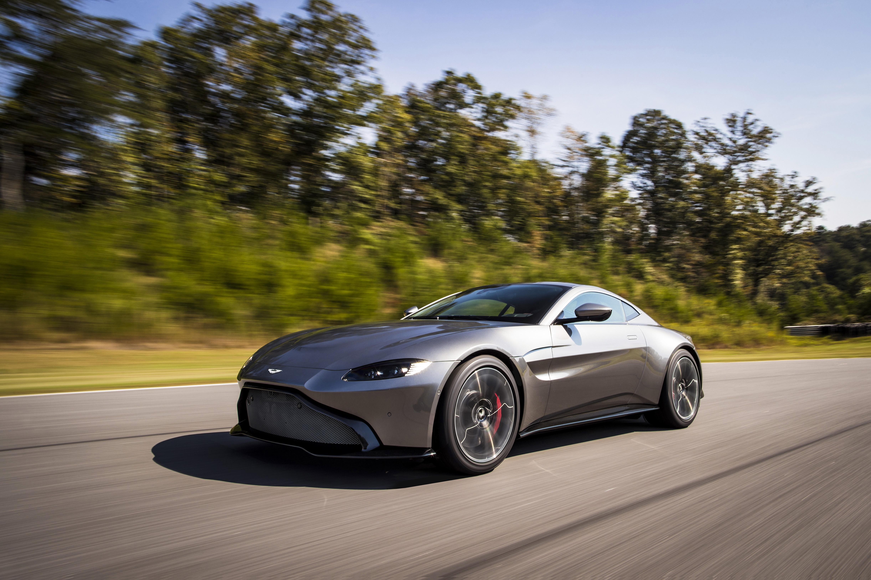 Aston Martin Geneva Motor Show Vantage