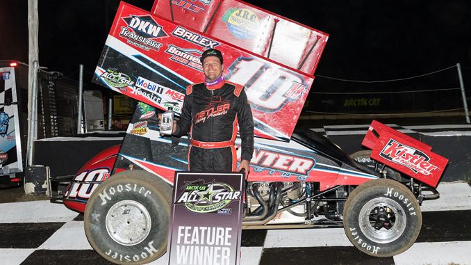 Bubba Raceway Park >> Chad Kemenah from 17th to Win Arctic Cat All Star Circuit of Champions