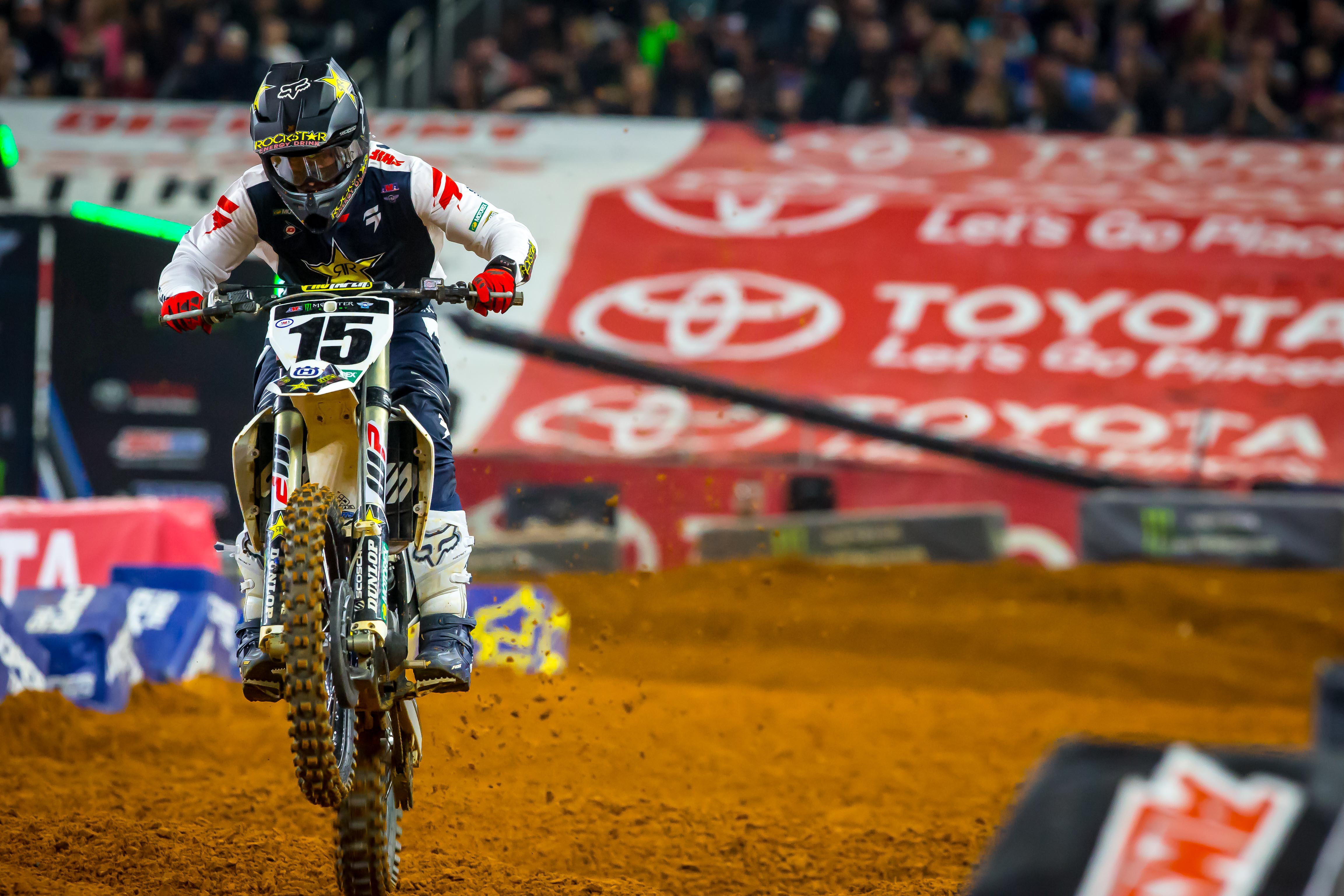 Dean Wilson had a great night in Arlington and earned another top-10 finish