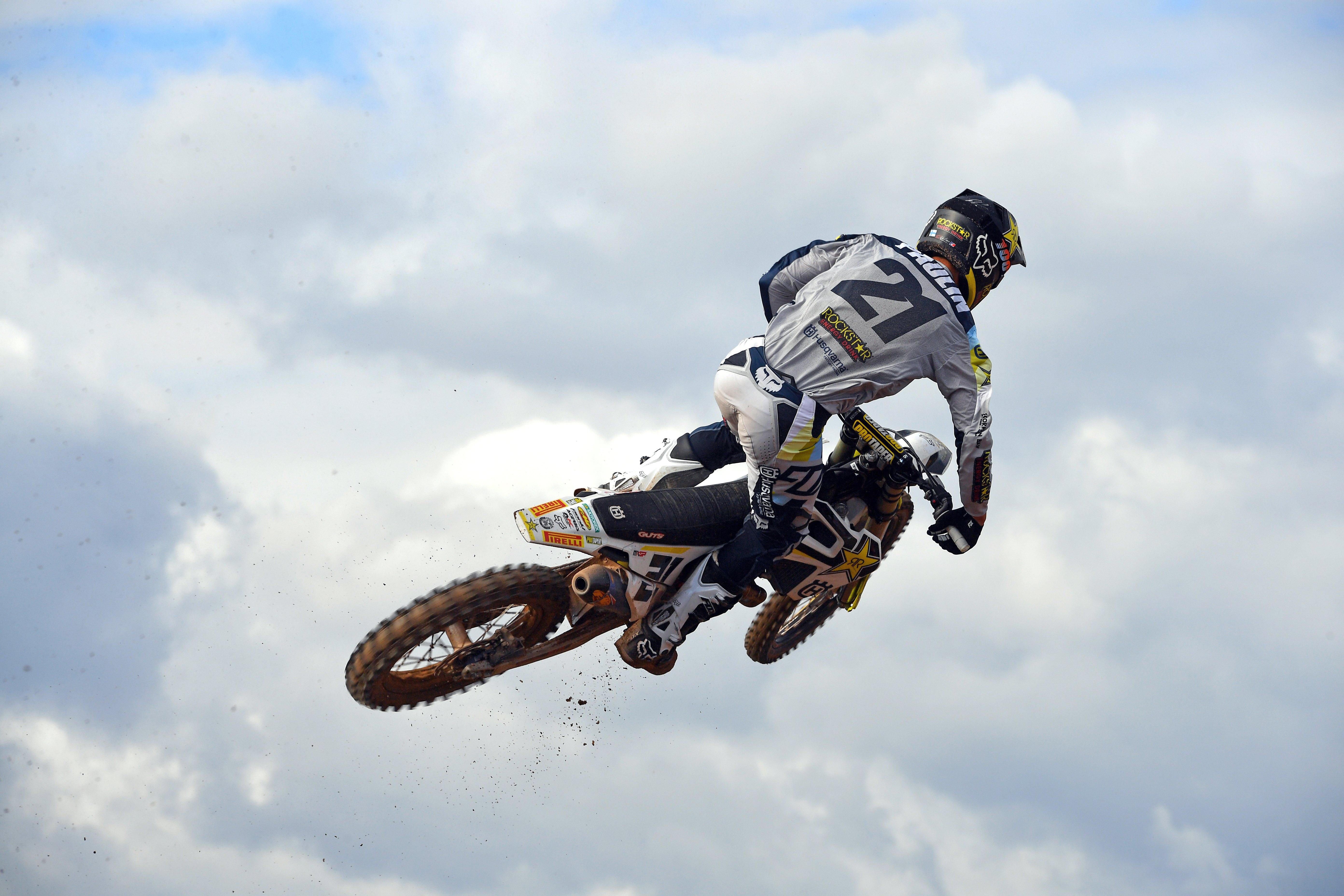 Max Anstie – Rockstar Energy Husqvarna Factory Racing