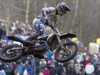 Gautier Paulin - Rockstar Energy Husqvarna Factory Racing - Hawkstone