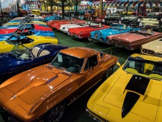 John Staluppi Car Collection Overview
