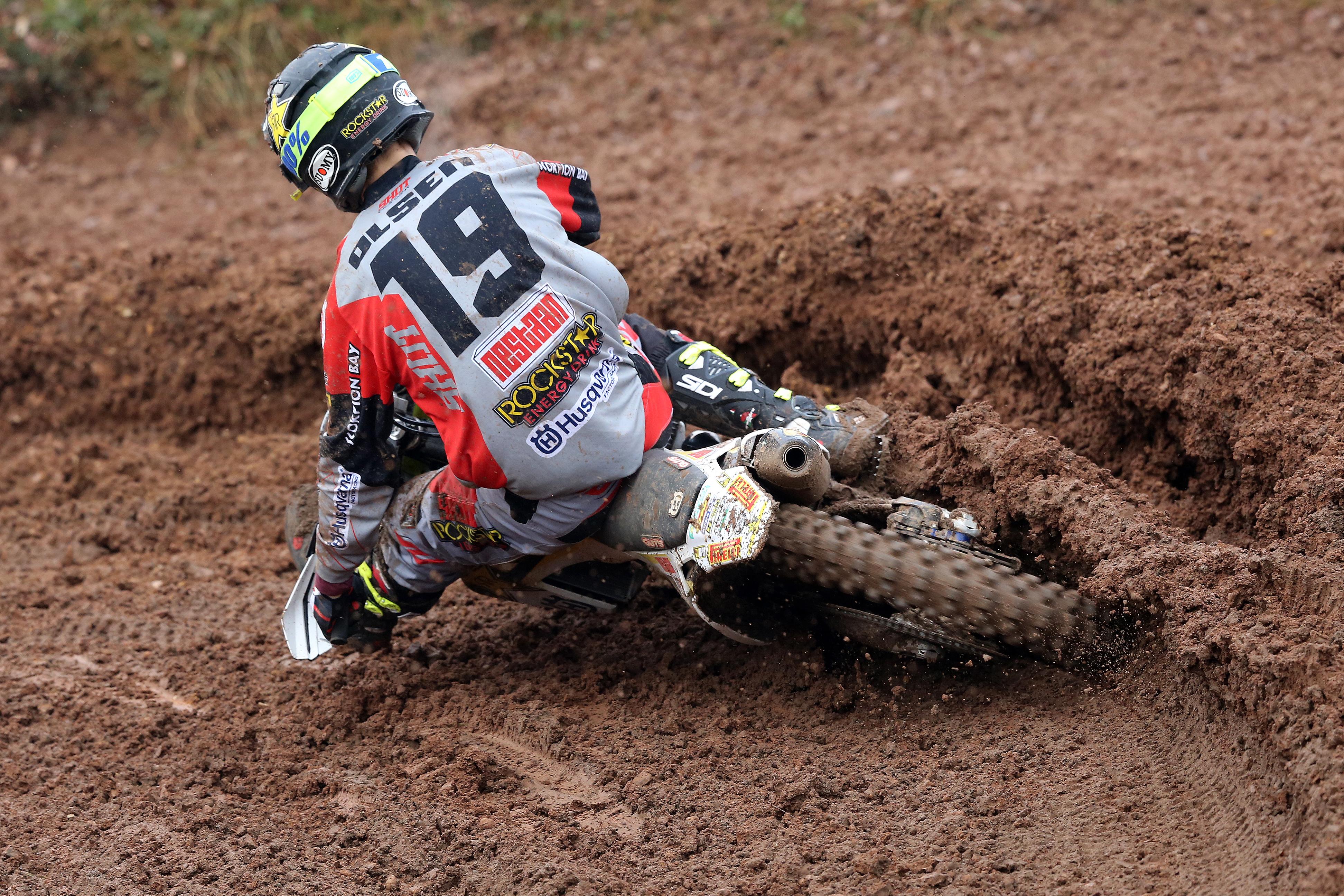 Lacapelle Marival Mastercross - Thomas Kjer-Olsen – Rockstar Energy Husqvarna Factory Racing