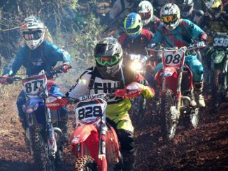 Mid East Hare Scrambles competition