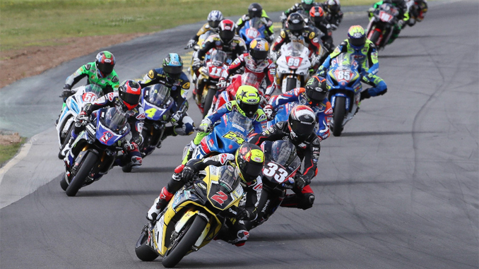 Multiple champions and race winners will battle it out in the 2018 MotoAmerica Motul Superbike Series in 2018. | Photo by Brian J. Nelson.