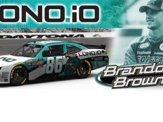 NASCAR Xfinity Series Driver Brandon Brown Driver of the CONO.io 86