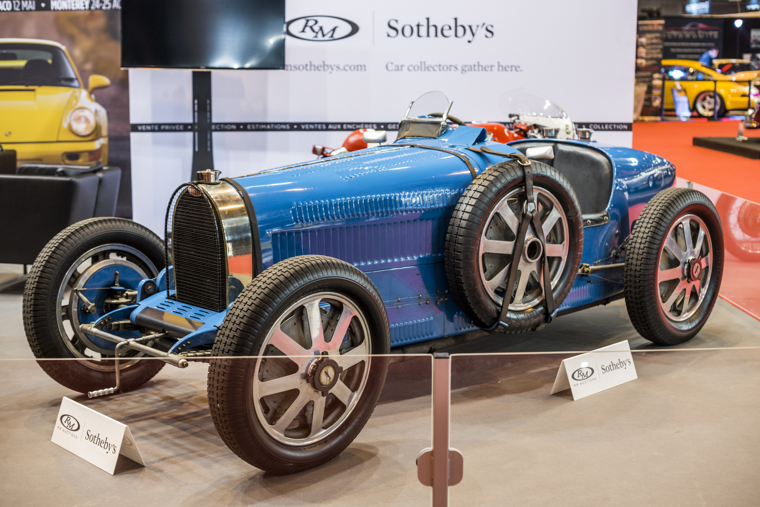 RM Sotheny's - 1933 Bugatti Type 51A, chassis no. 51154