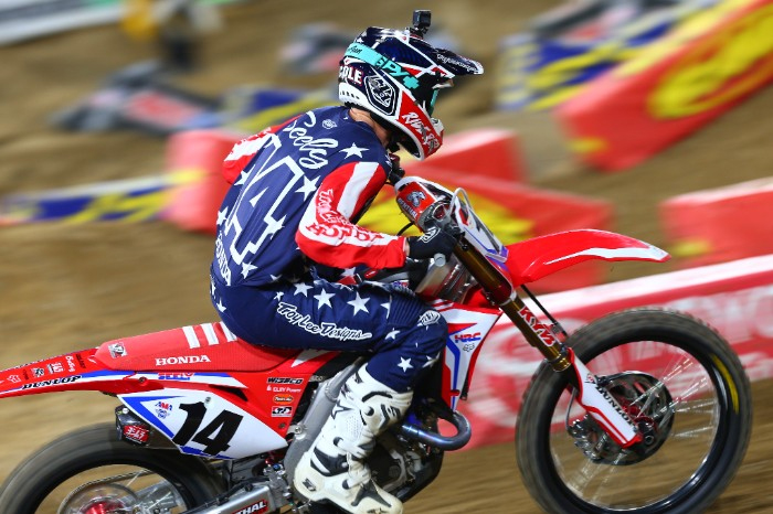 TLD's Cole Seely Moves Into Third in the Championship Standings at San Diego