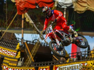 TLD Cole Seely Tampa Supercross