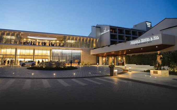 The newly renovated Monterey Conference Center (Courtesy of the Monterey Conference Center