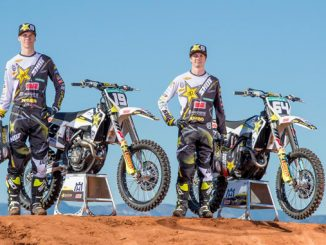 Thomas Kjer-Olsen & Thomas Covington - Rockstar Energy Husqvarna Factory Racing